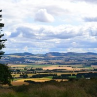 Strathmore from Alyth Hill