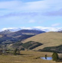 View to Glenshee